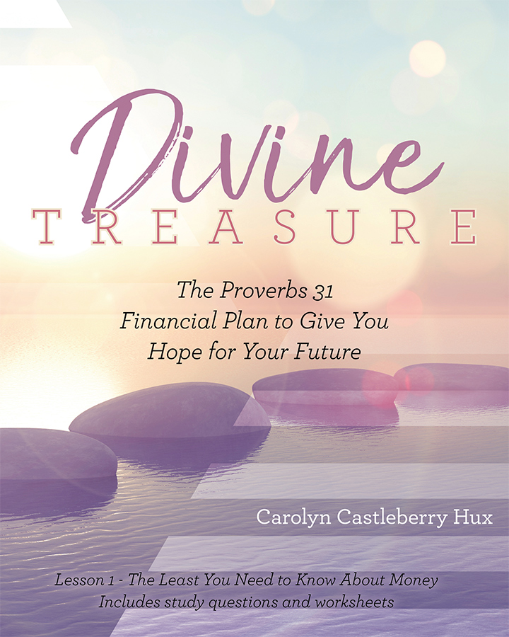 Divine Treasure web cover