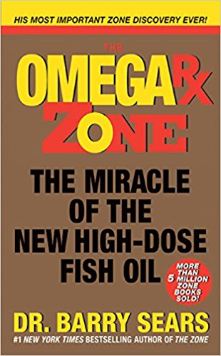 The Omega Zone cover