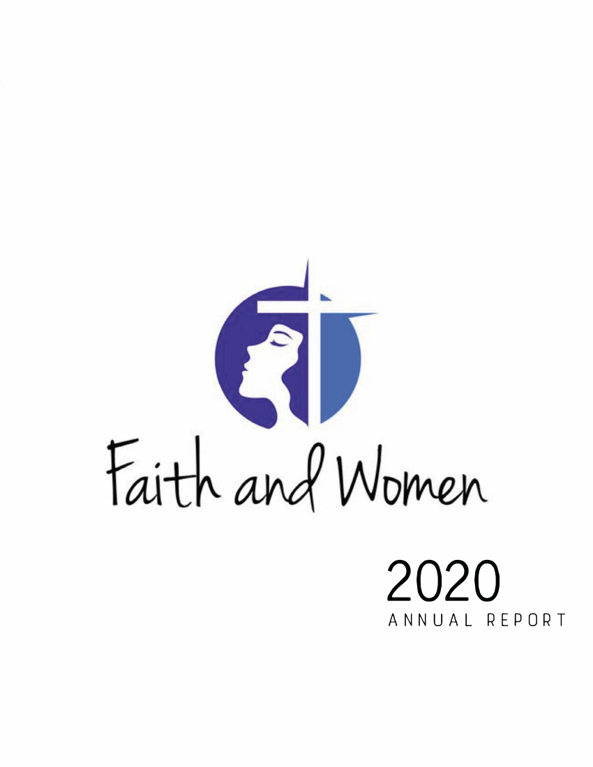 Faith and Women Ministry 2020 Annual Report